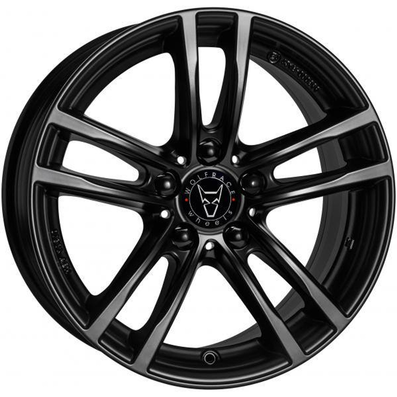 Wolfrace GB X10X Alloy Wheels Gloss Black