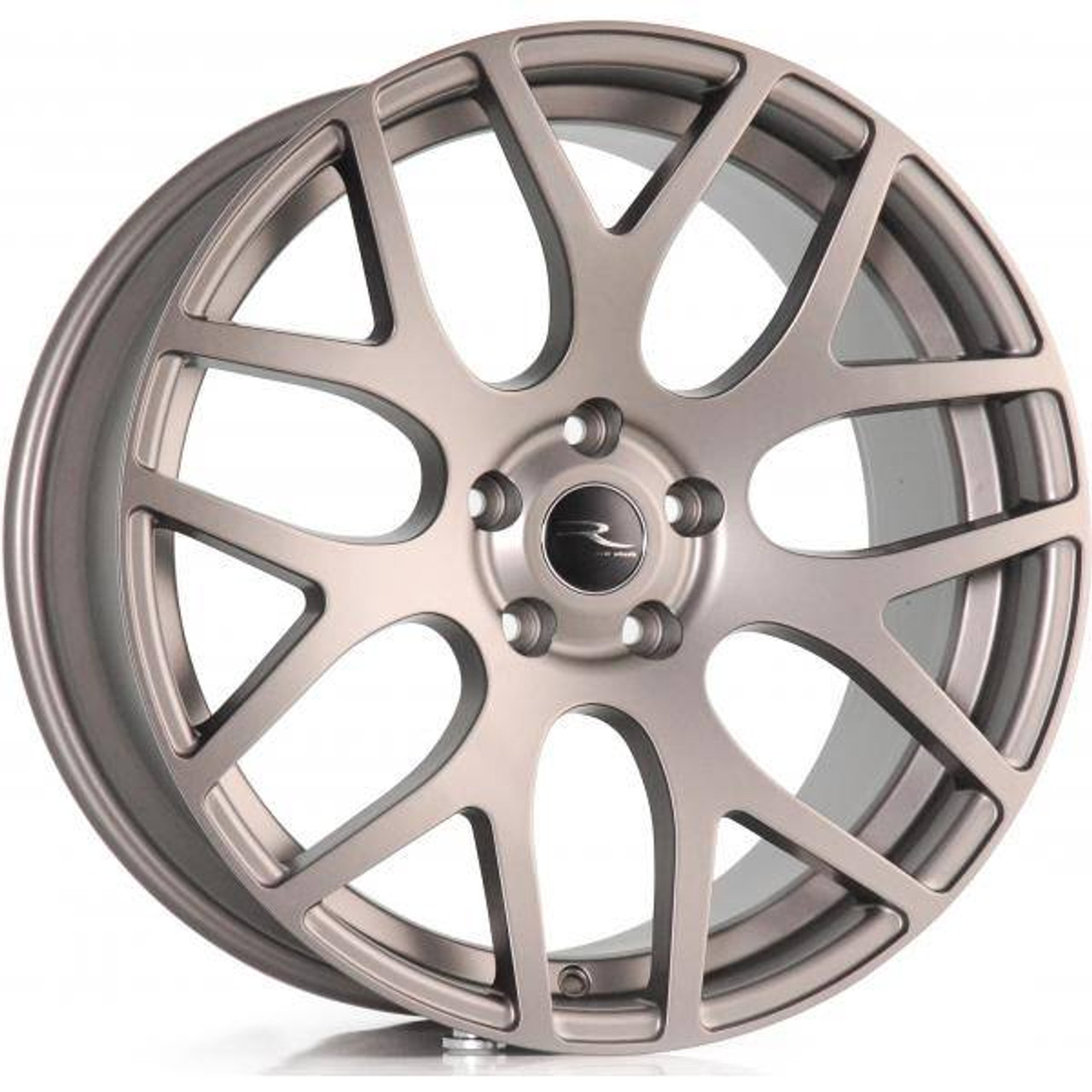 River R5 Alloy Wheels Matt Titan