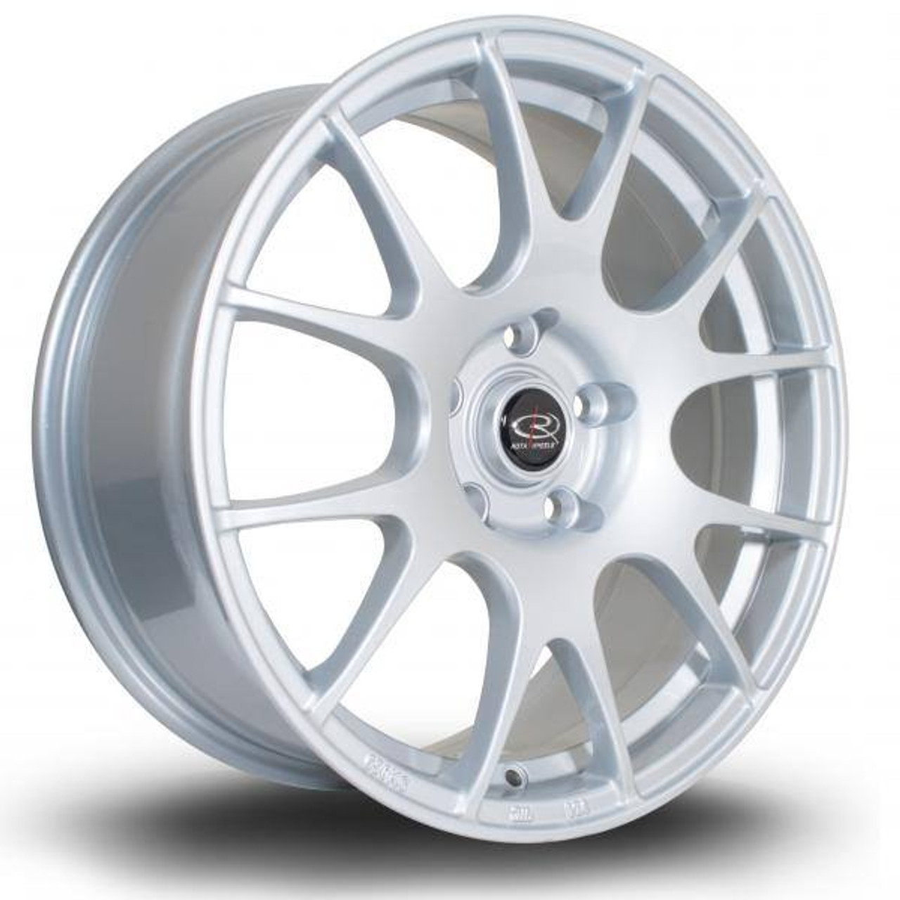 Rota Blitz Alloy Wheels Silver