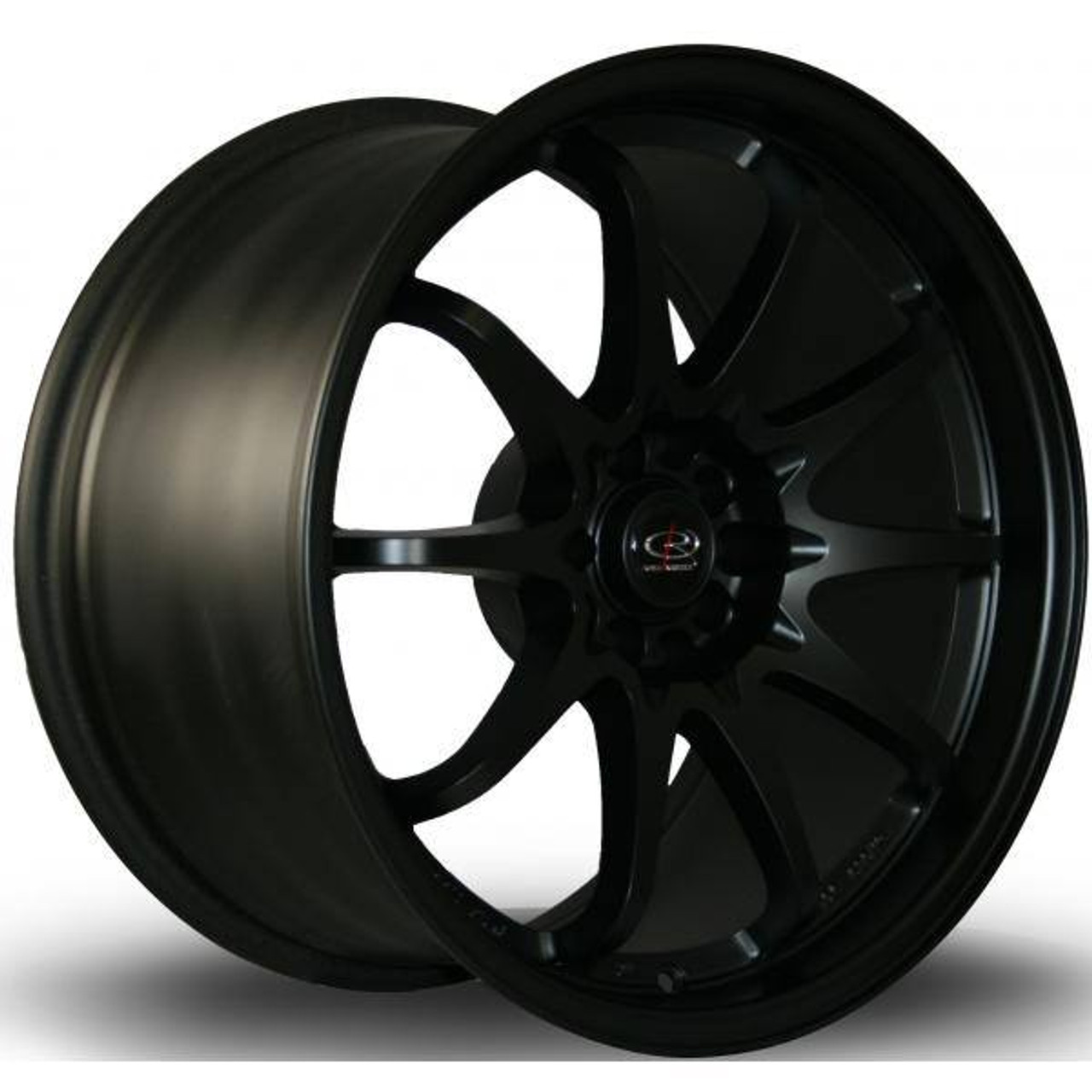 Rota Fight Alloy Wheels Fblack