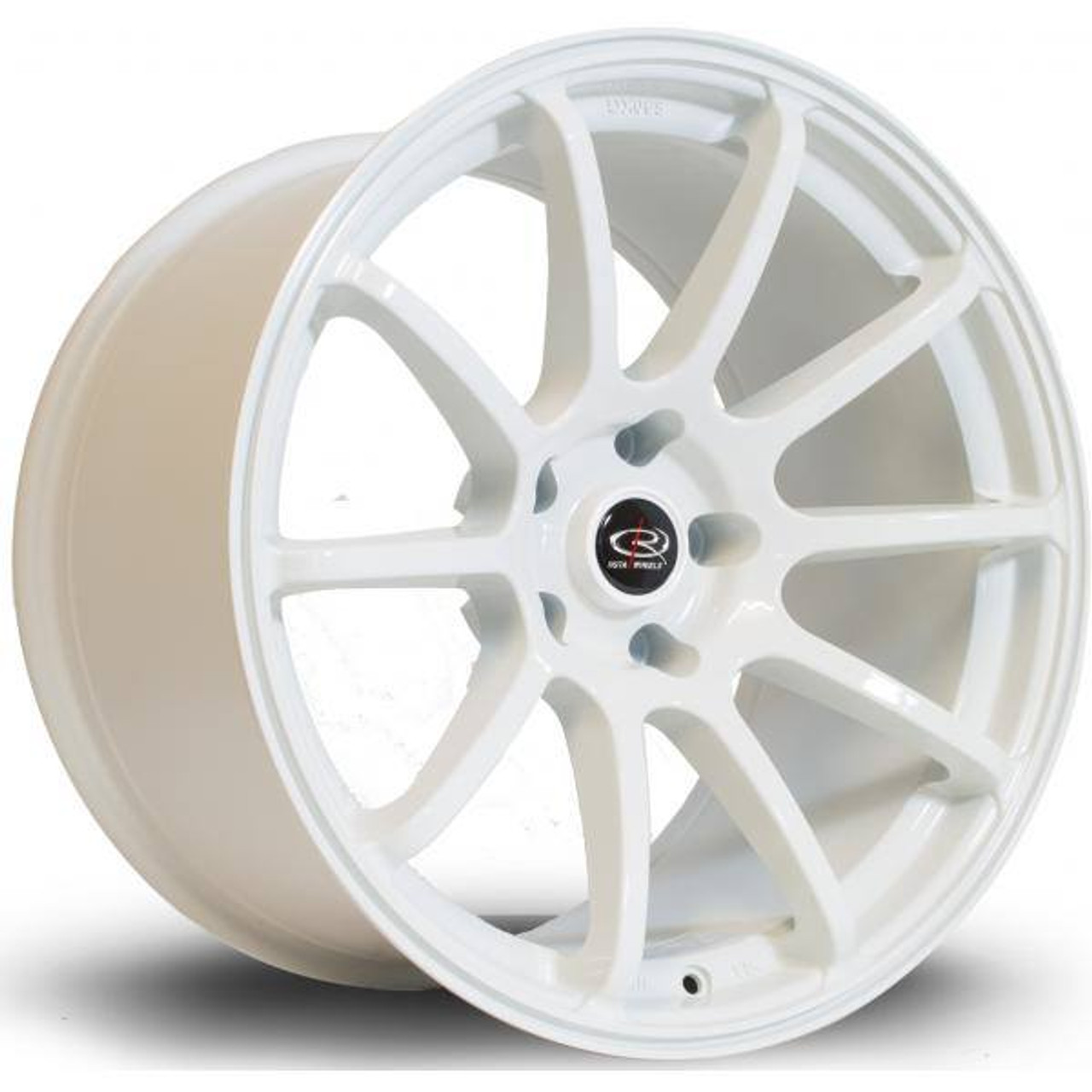 Rota Force Alloy Wheels White