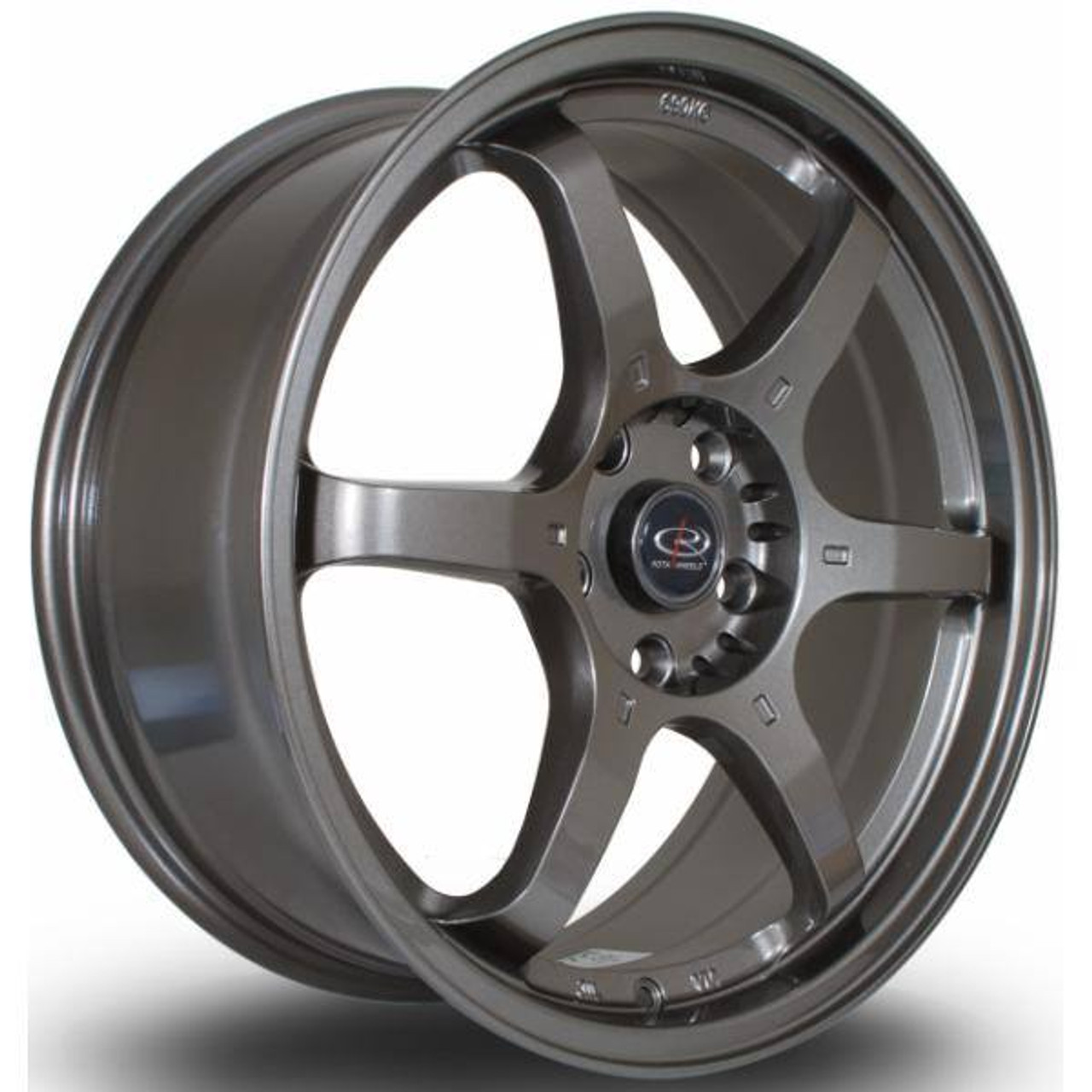 Rota GR6 Alloy Wheels Bronze