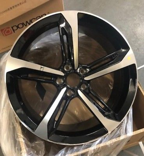 "19""rs7 bp Alloy Wheels Audi A5/A8/a4/a6/Vw passat/Skoda/seat"