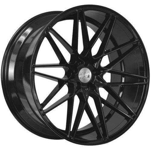 1AV 1AV ZX4 Alloy Wheels Gloss Black