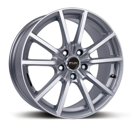 FOX FX10 Alloy Wheels Silver