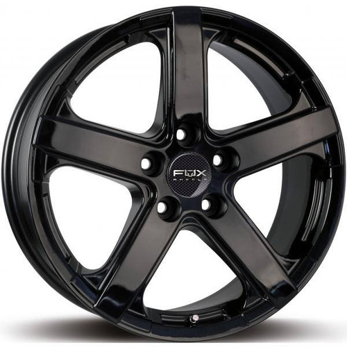 FOX Viper 1 Alloy Wheels Gloss Black