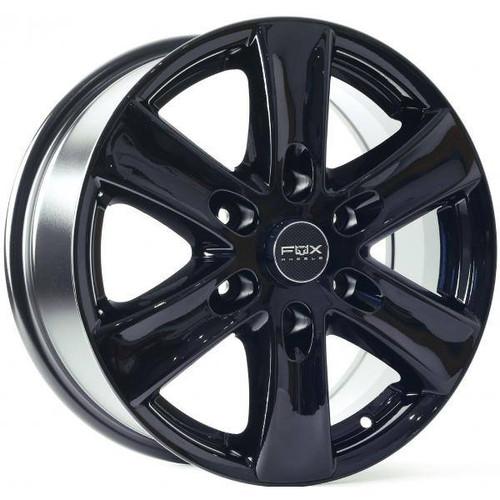 FOX Viper 2 Alloy Wheels Gloss Black