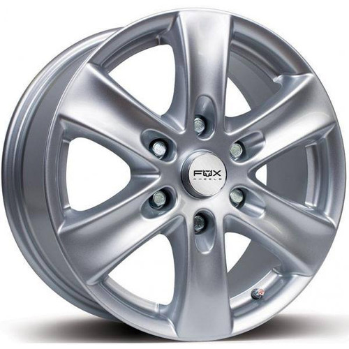 FOX Viper 2 Alloy Wheels Silver
