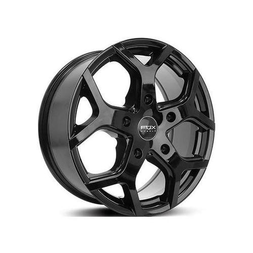 FOX Viper 4 Alloy Wheels Gloss Black