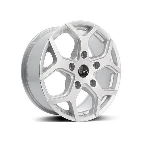 FOX Viper 4 Alloy Wheels Silver