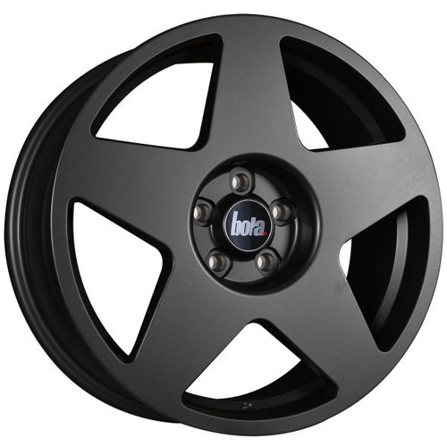 Bola B10 Alloy Wheels Matt Gunmetal