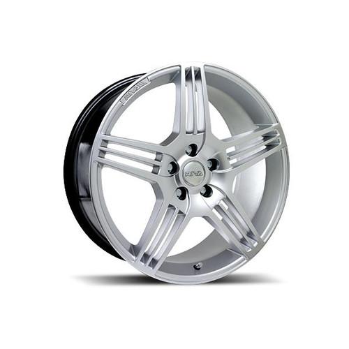 RIVA MAG Alloy Wheels Hyper Silver