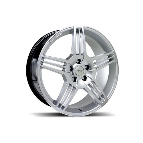 RIVA MAG Alloy Wheels Silver