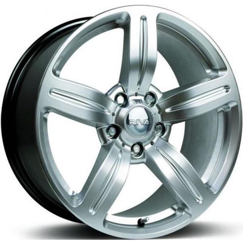RIVA MSX Alloy Wheels Silver