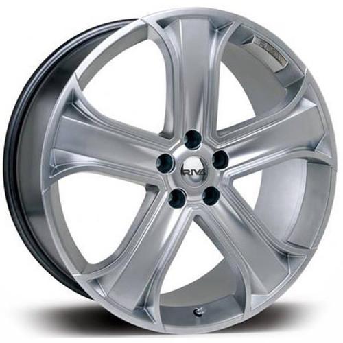 RIVA RVR Alloy Wheels Silver