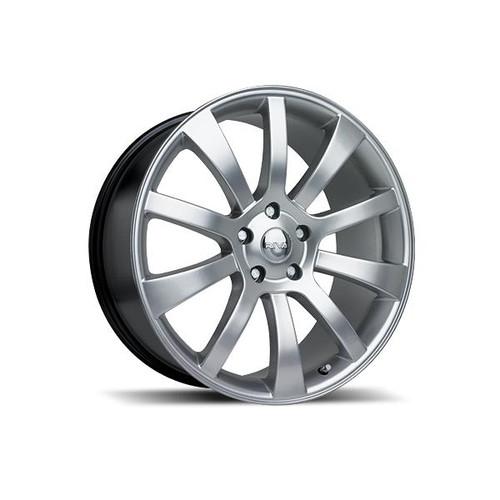 RIVA SUV Alloy Wheels Hyper Silver