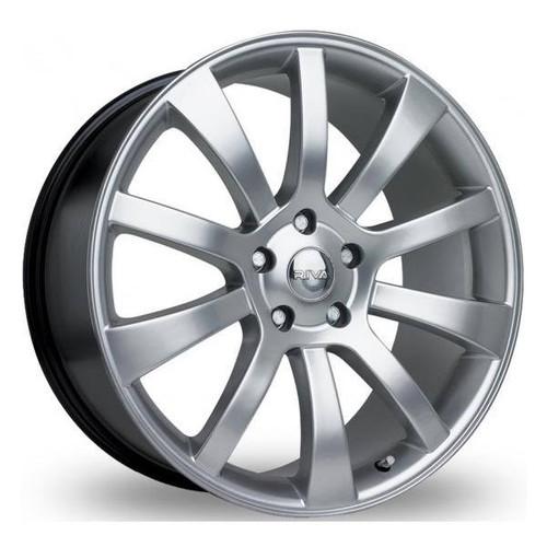 RIVA SUV Alloy Wheels Silver