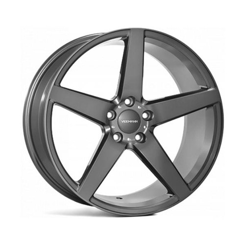 Veemann V-FS8 Alloy Wheels Gloss Graphite