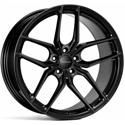 Veemann VC03 Alloy Wheels Gloss Black