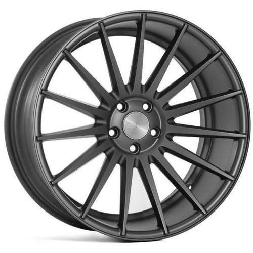 Veemann VC7 Alloy Wheels Matt Graphite