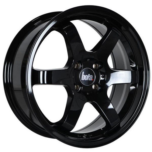 Bola B1 Alloy Wheels Gloss Black