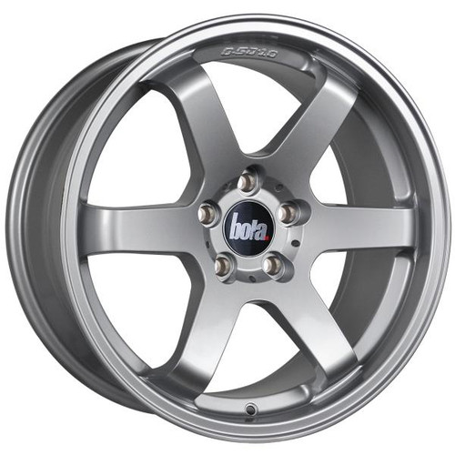 Bola B1 Alloy Wheels Silver