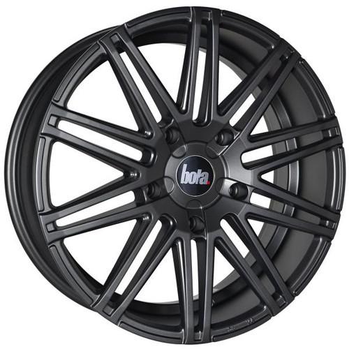 Bola B20 Alloy Wheels Matt Gunmetal