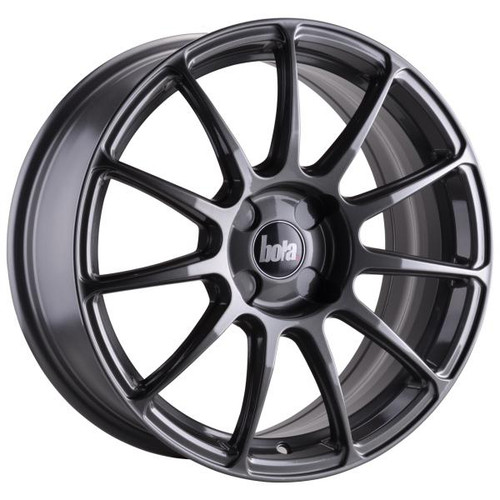 Bola VST Alloy Wheels Gloss Gunmetal