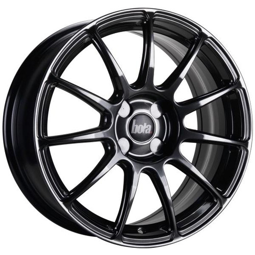Bola VST Alloy Wheels Hyper Black