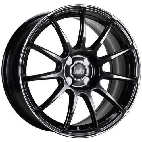 Bola VST Alloy Wheels Hyper Black