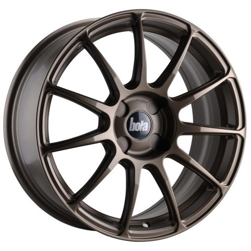 Bola VST Alloy Wheels Matt Bronze