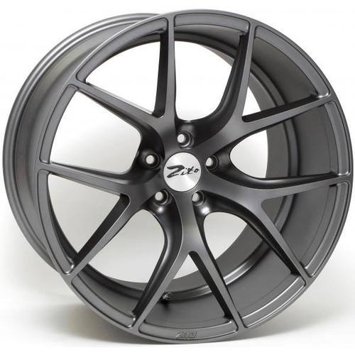 Zito ZF05 Alloy Wheels Satin Grey