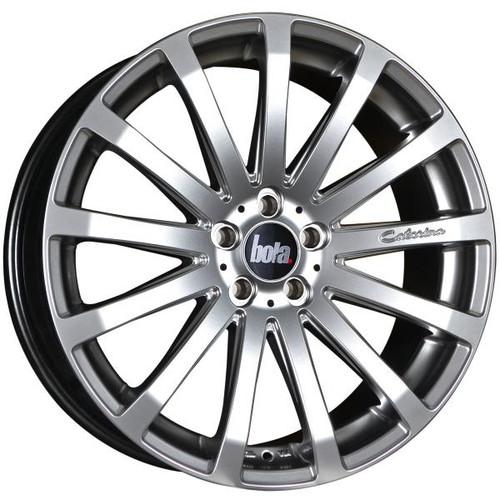 Bola XTR Alloy Wheels Hyper Silver