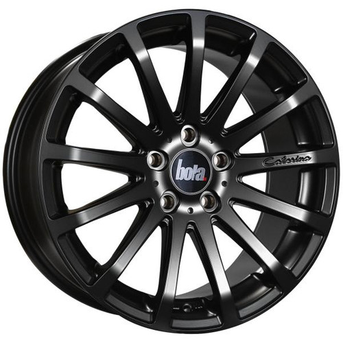Bola XTR Alloy Wheels Matt Black