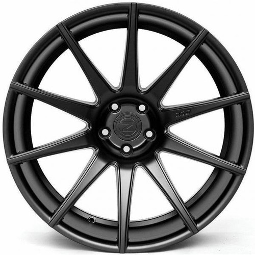 Zito ZS03 Alloy Wheels Satin Black