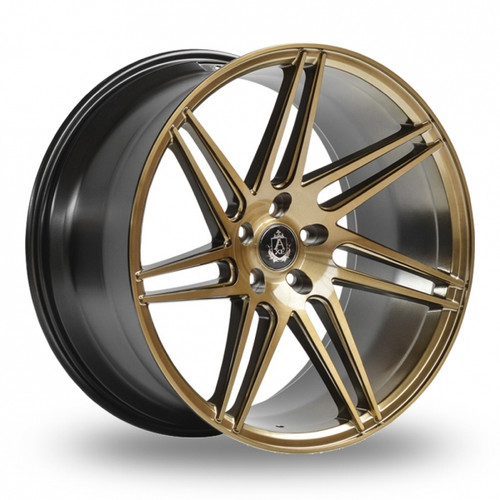 Axe EX31 Bronze Alloy Wheels