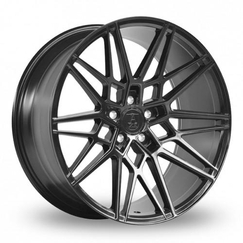 Axe CF1 Gloss Black Alloy Wheels