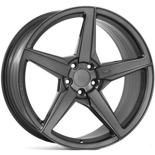 Ispiri FFR5 Alloy Wheels Carbon Graphite