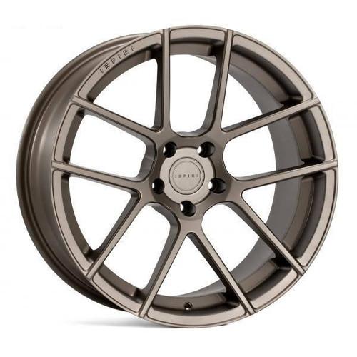 Ispiri ISR6 Alloy Wheels Matt Carbon Bronze