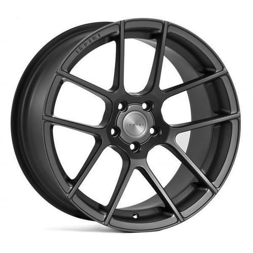Ispiri ISR6 Alloy Wheels Satin Graphite