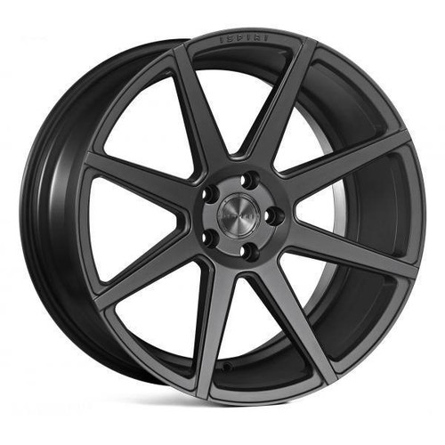 Ispiri ISR8 Alloy Wheels Satin Graphite