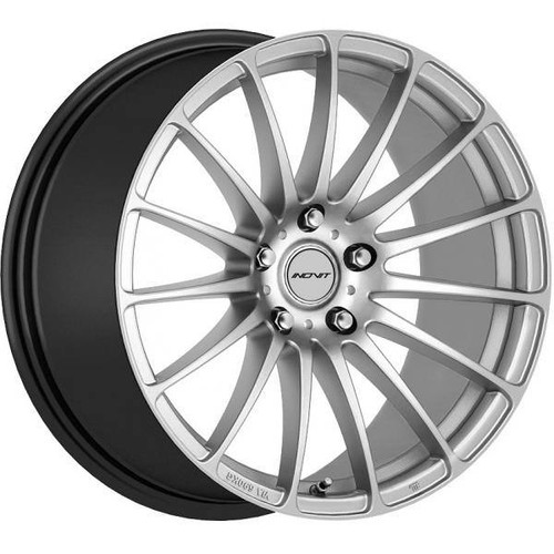 Inovit Force 5 Alloy Wheels Silver