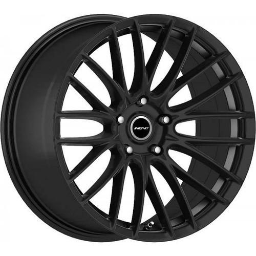 Inovit Sonic Alloy Wheels Black Satin