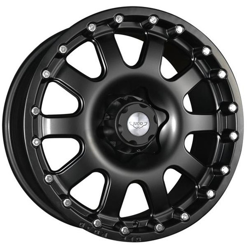 Judd T313 Alloy Wheels Matt Black