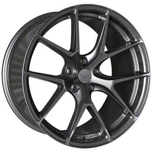 Judd T325 Alloy Wheels Gloss Gunmetal