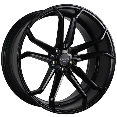 Judd T502 Alloy Wheels Matt Black