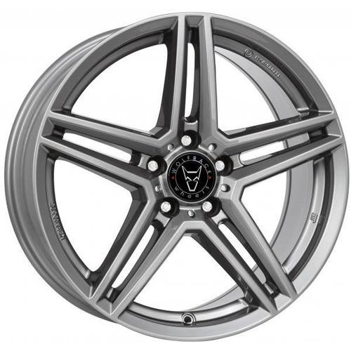 Wolfrace GB M10 Alloy Wheels Gunmetal