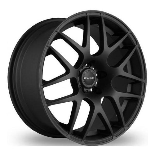 Dare DR X2 Alloy Wheels Matt Black