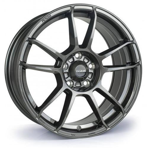 Dare DR X5 Alloy Wheels Gunmetal