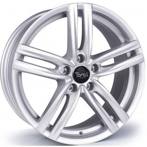 Targa TG4 Alloy Wheels Sparkle Silver
